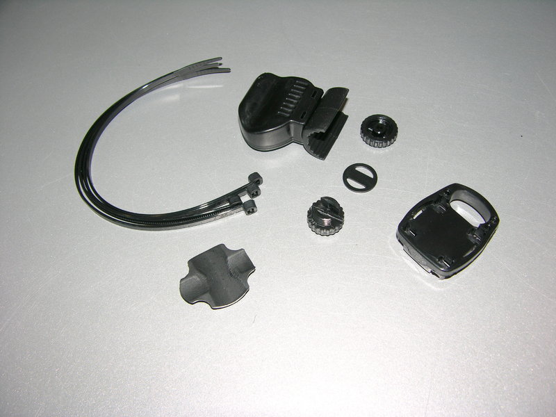 Cyclecomputer Mount Kit