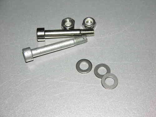 Kit, Scalpel shock mount.bolts and hardware
