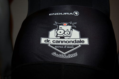 Bib shorts team dr-cannondale 2019