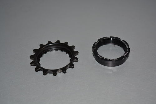 Moterra Sprocket and Lockring