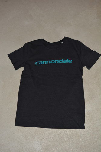 Cannondale T-Shirt Teal