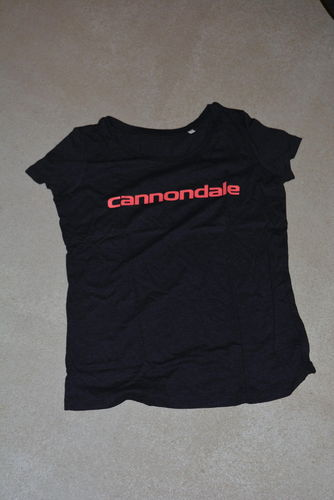 Cannondale T-Shirt womans