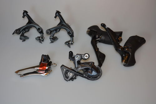 Shimano Ultegra R8000 update kit