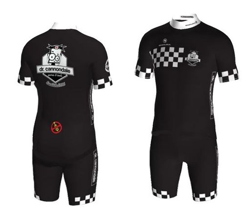 Racing suit team dr-cannondale 2019