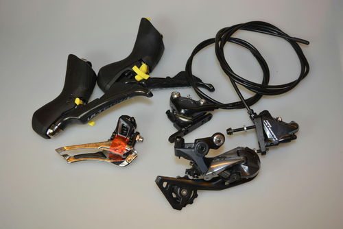 Shimano Ultegra R8000 disc update kit