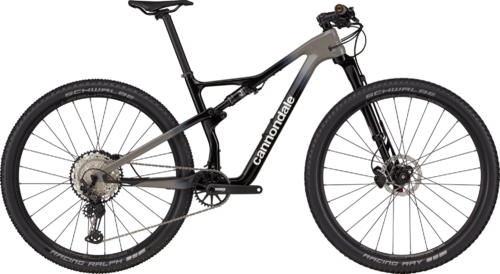 cannondale 2021 Scalpel Carbon 3 Guinness Black